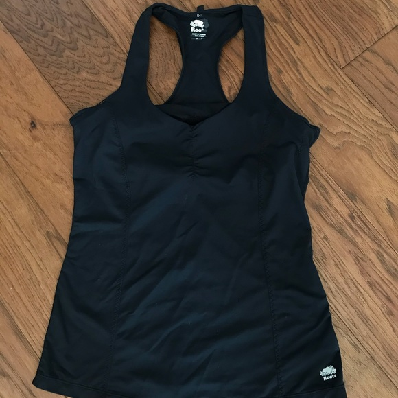 Roots tank or workout top
